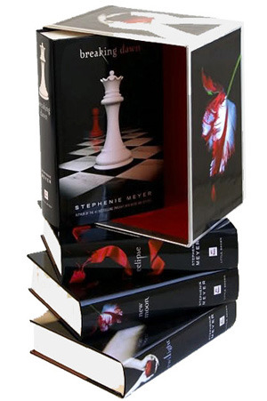 Twilight Set by Stephenie Meyer