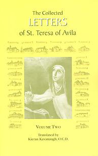 The Collected Letters Of St. Teresa Of Avila by Teresa of Ávila