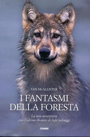 I fantasmi della foresta: La mia avventura con l'ultimo branco di lupi selvaggi