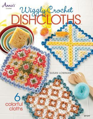 Wiggly Crochet Dishcloths by Susan Lowman