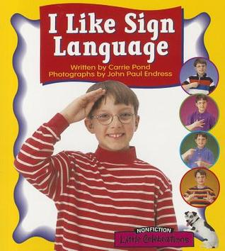 Little Celebrations, Non-Fiction, I Like Sign Language, Single Copy, Stage 2a