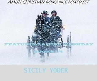 Amish Romance Boxed Set 1-4