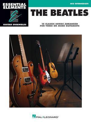 The Beatles: Essential Elements Guitar Ensembles