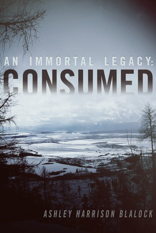 Consumed (An Immortal Legacy Series, #2)