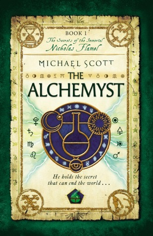 the alchemyst by michael scott 17402605