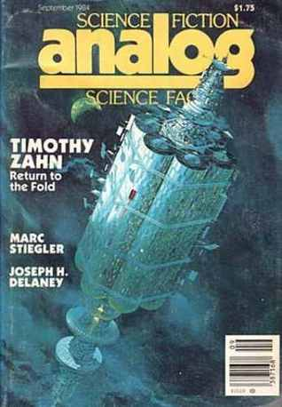 Analog Science Fiction and Fact, September 1984
