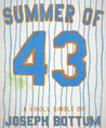 The Summer of 43:  R.A. Dickey's Knuckleball and the Redemption of America's Game