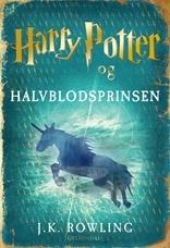 Harry Potter og Halvblodsprinsen (Harry Potter, #6)
