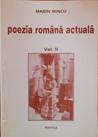 Poezia română actuală (II)