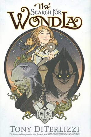 The Search for WondLa by Tony DiTerlizzi