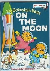 The Berenstain Bears on the Moon by Stan Berenstain