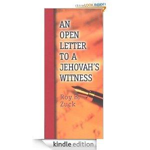 Ebook nederlands para descargar An Open Letter to a Jehovah's Witness