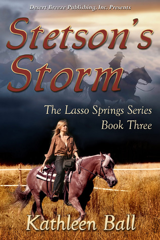 Stetsons Storm (Lasso Springs, #3)