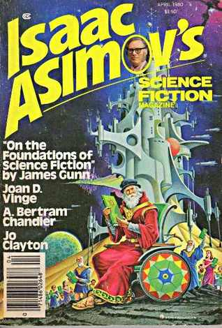 Isaac Asimov's Science Fiction Magazine, April 1980 (Asimov's Science Fiction, #26)