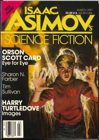 Isaac Asimov's Science Fiction Magazine, March 1987