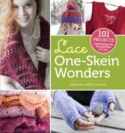 Lace One-Skein Wonders by Judith Durant