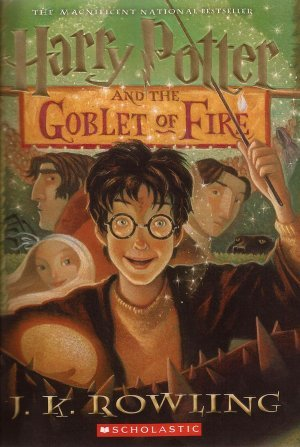 Harry Potter and the Goblet of Fire Harry Potter