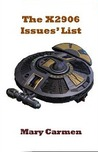 The X2906 Issues' List