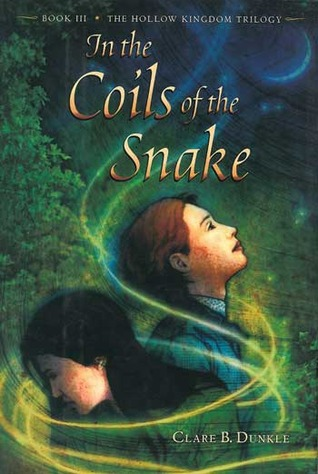 In the Coils of the Snake by Clare B. Dunkle