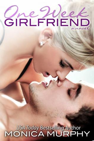 One Week Girlfriend series by Monica Murphy thumbnail