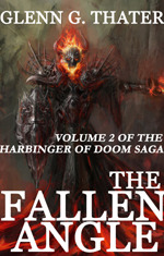 The Fallen Angle by Glenn G. Thater