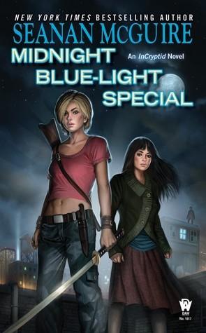 Review: Midnight Blue-Light Special by Seanan McGuire (@jessicadhaluska, @seananmcguire, @dawbooks)