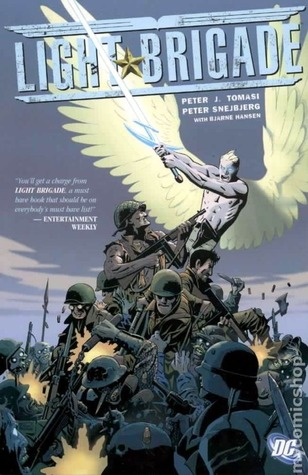 Light Brigade by Peter J. Tomasi