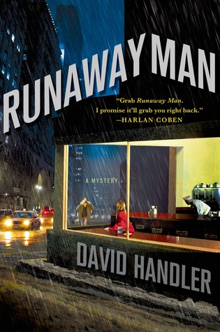 Runaway Man (Benji Golden, #1)