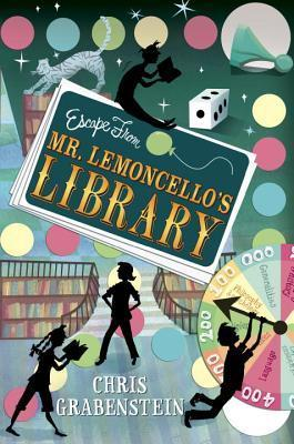 Escape from Mr. Lemoncellos Library
