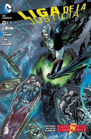 Liga de la Justicia 10 (Nuevo Universo DC Liga de la justicia, #10)