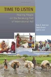 Time to Listen: on the Receiving End of International Aid