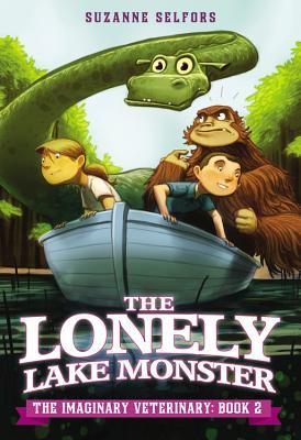 The Lonely Lake Monster (The Imaginary Veterinary, #2)