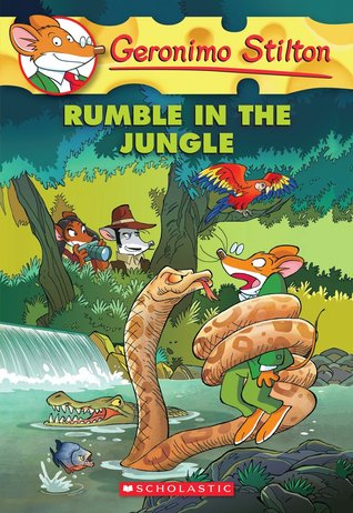 Rumble in the Jungle (Geronimo Stilton, #53)