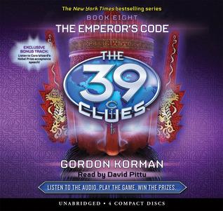 39 Clues Book 2 Audiobook