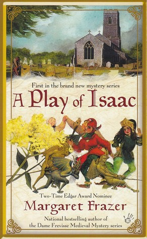 A Play of Isaac (Joliffe the Player, #1)
