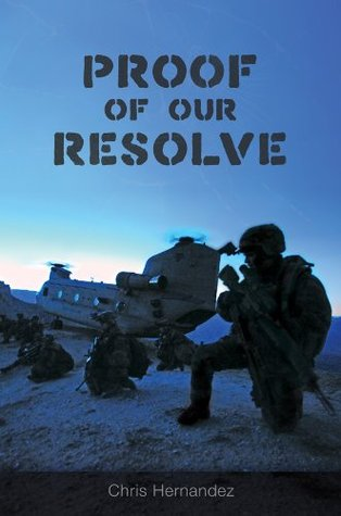Proof of our Resolve by Chris Hernandez