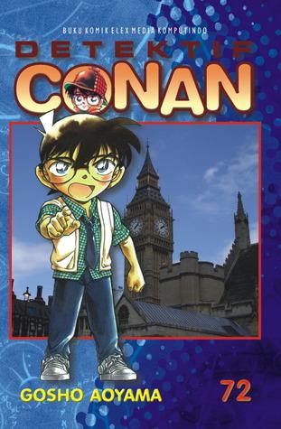 Detektif Conan Vol. 72
