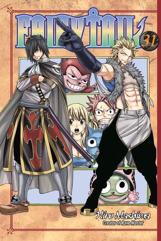 Fairy Tail Vol 31 By Hiro Mashima