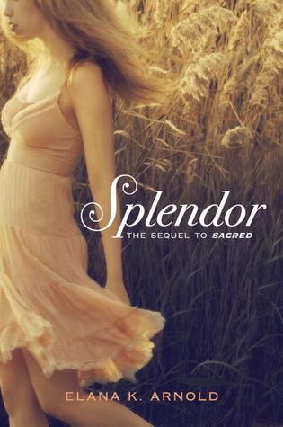 Splendor (Sacred, #2)