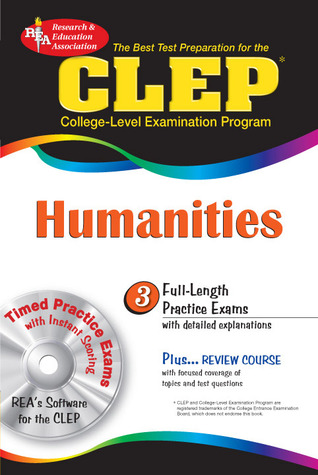 CLEP Humanities w/ TestWare CD