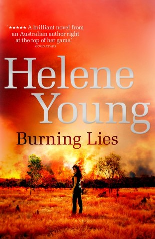 Burning Lies (Border Watch #3)