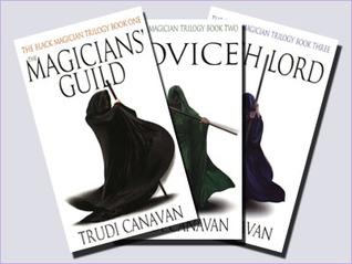The Black Magician Trilogy (Black Magician, #1-3)