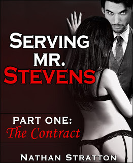 The Contract  (Serving Mr. Stevens,  #1)