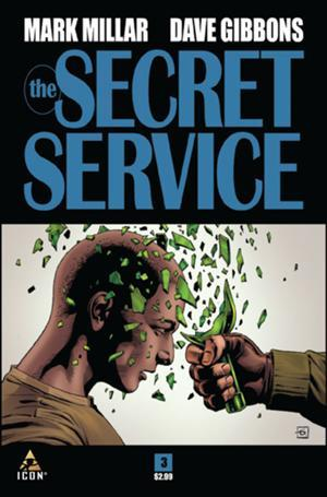 The Secret Service #3