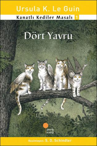 Dört Yavru                  (Catwings #1)