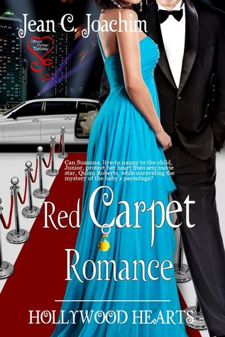 Red Carpet Romance(Hollywood Hearts 2) - Jean C. Joachim