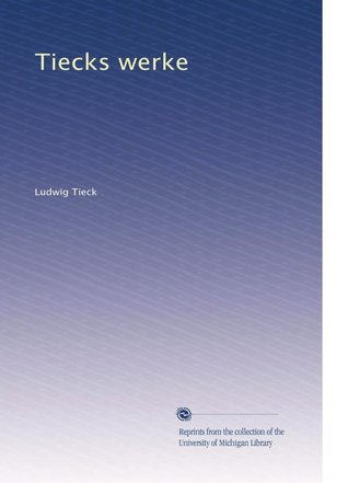 Tiecks Werke Volume 2