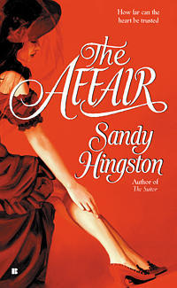 The Affair (School for Scandal, #3)