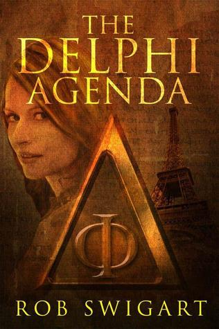 The Delphi Agenda (Lisa Emmer Historical Thrillers #1)