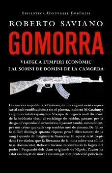 Gomorra: Viatge a l'imperi econòmic i al somni de domini de la Camorra